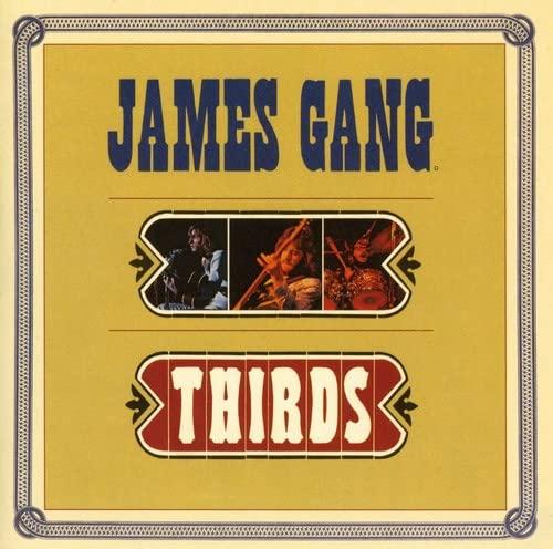 James Gang - Thirds - Zortam Music