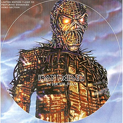 Iron Maiden - The Wicker Man - Zortam Music