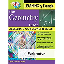 Perimeter: Geometry Tutor