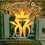 album art to High Society