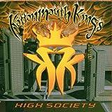 album art to High Society