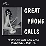 Pochette de l'album pour Great Phone Calls Featuring Neil Hamburger