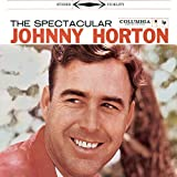 album art to The Spectacular Johnny Horton