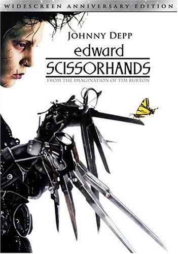 Edward Scissorhands / Эдвард руки-ножницы (1990)