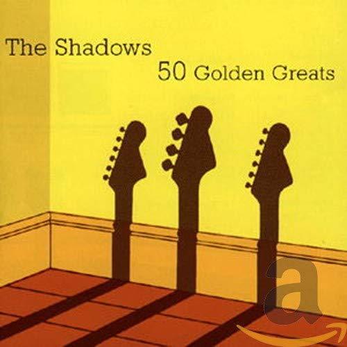The Shadows - 50 Golden Greats (disc 1) - Zortam Music