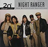 album art to 20th Century Masters: The Millennium Collection: The Best of Night Ranger
