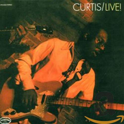 Curtis Mayfield - Curtis/Live! - Zortam Music