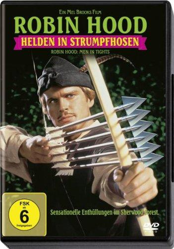Robin Hood-Helden in Strumpfhosen