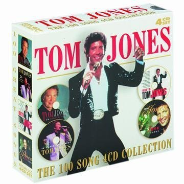 Tom Jones - The 100 Song Collection - Zortam Music