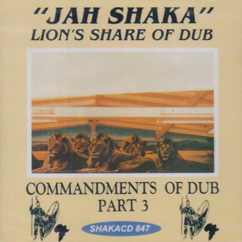 Commandments of Dub, Part 3: Lion's Share of Dub