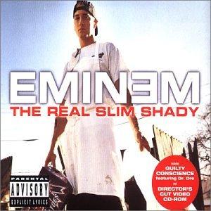 Eminem - The Real Slim Shady (Album Ver Lyrics - Zortam Music