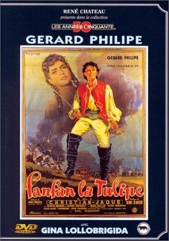 Фанфан-Тюльпан \ Fanfan la Tulipe (1952) онлайн