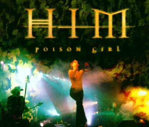 Him - Poison Girl (Limited Edition incl. 3 Live Tracks) - Zortam Music