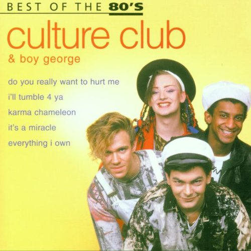 Culture Club - Best of the 80
