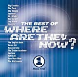 Pochette de l'album pour The Best of 'Where Are They Now?'