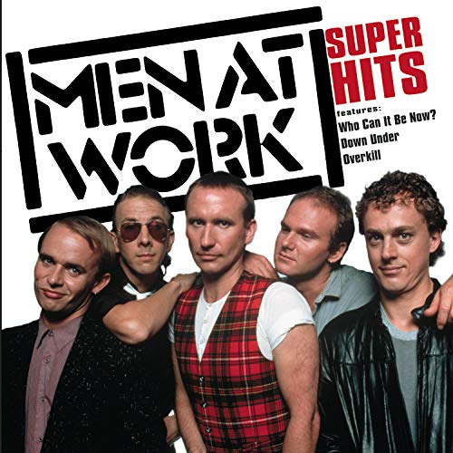 Men at Work - Awesome