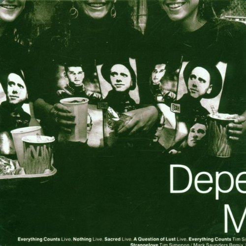 Depeche Mode - Everything counts (Live, June 18th, 1988) [MAXI-CD] - Zortam Music