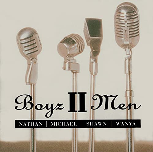 Boyz II Men - Nathan Michael Shawn Wanya - Zortam Music