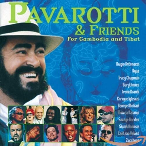 Annie Lennox - Pavarotti & Friends: For Cambodia and Tibet - Zortam Music