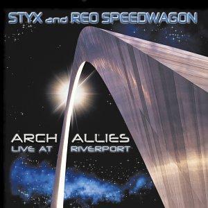 REO Speedwagon - Arch Allies - Zortam Music