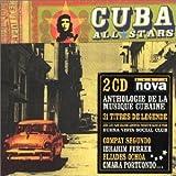Cubierta del álbum de Cuba All Stars