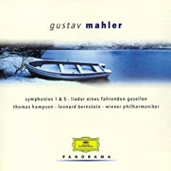 Bernstein Conducts Mahler at Amazon