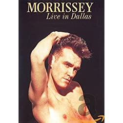 Morrissey: Live in Dallas [Region 7]