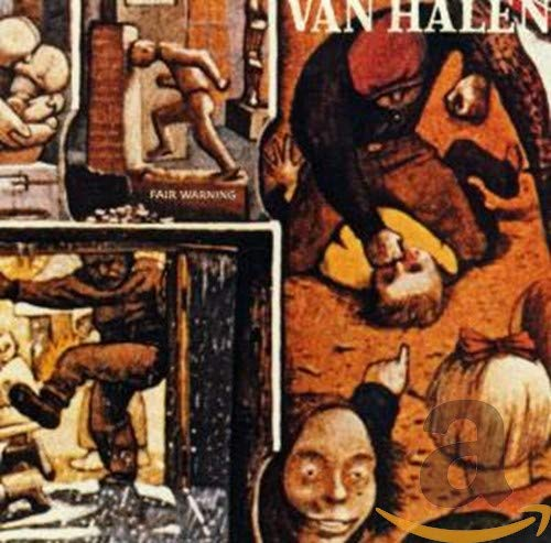 Van Halen - Fair Warning (Remastered) - Zortam Music