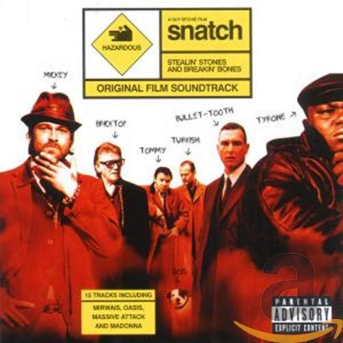 Massive Attack - Snatch - Zortam Music