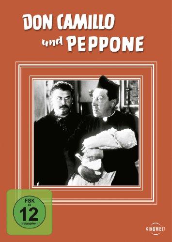 Petit monde de Don Camillo, Le.  Retour de Don Camillo, Le / Маленький мир Дона Камилло. Возвращение Дона Камилло (1952)