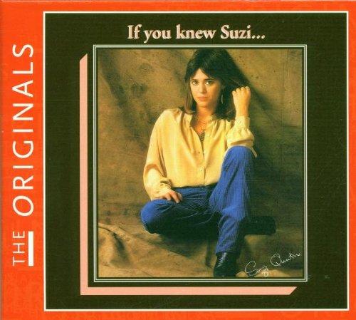 Suzi Quatro - If You Knew Suzi - Zortam Music