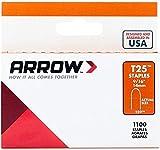 Arrow Fastener 259  9/16 T25 Round Crown Staples (1000-Pack)