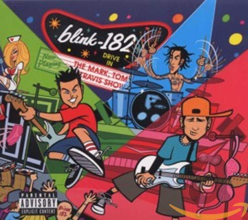Blink-182 - The Mark, Tom & Travis Show (T - Zortam Music