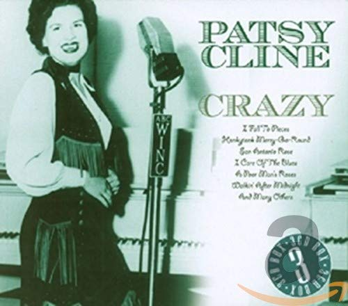 Patsy Cline - Crazy - Zortam Music