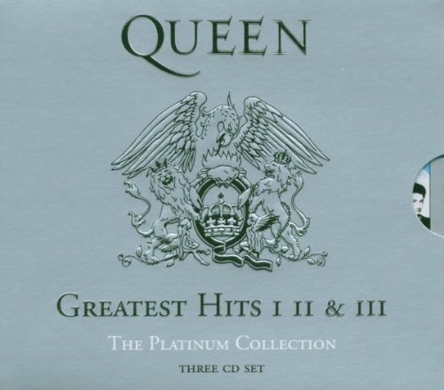 Queen - Greatest Hits I, II & III (The Platinum Collection) - Zortam Music