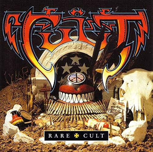 The Cult - Rare Cult - Zortam Music