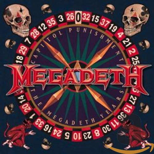 Megadeth - Capitol Punishment - Zortam Music