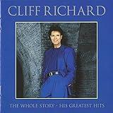 Pochette de l'album pour Cliff Richard - Whole Story: His Greatest Hits