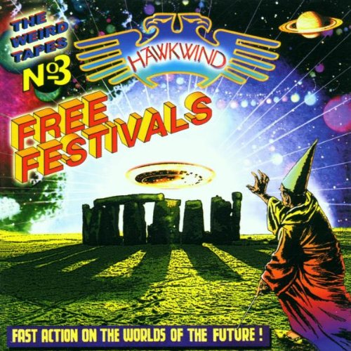 The Weird Tapes No. 3: Free Festivals