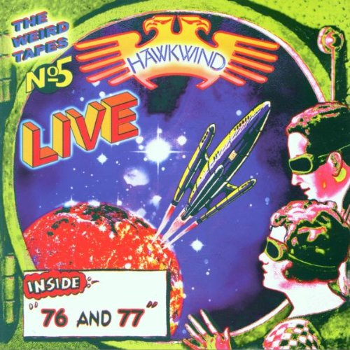 The Weird Tapes No. 5: Live '76 & '77