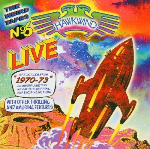 The Weird Tapes No. 6: Live 1970-73