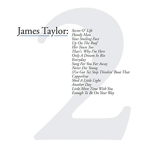 James Taylor - Greatest Hits, Vol. 2 - Zortam Music