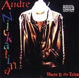 album art by Andre Nickatina