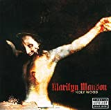 album art by Marilyn Manson