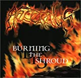 album art to Burning the Shroud