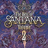 album art to The Best of Santana, Volume 2