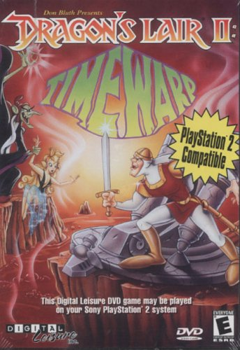 Dragon's Lair, Vol. 2: Time Warp