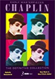 Chaplin - Early Masterpieces By DVD