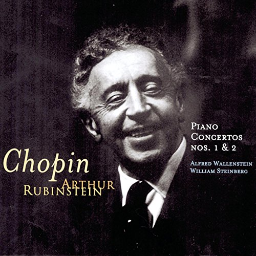The Rubinstein Collection, Volume 17: Piano Concertos Nos. 1 & 2 (feat. piano: Artur Rubinstein)