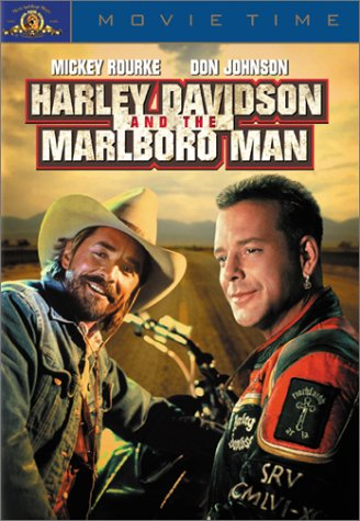 Harley Davidson and the Marlboro Man / Харли Дэвидсон и ковбой Мальборо (1991)
